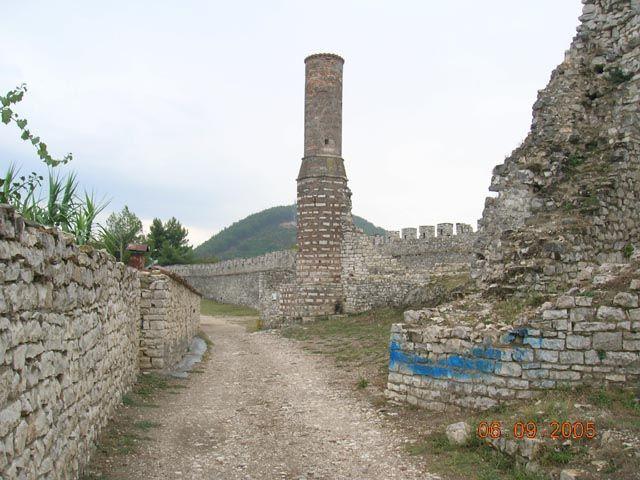 Zdj�cia: Berat, Albania, Czerwony Meczet, ALBANIA