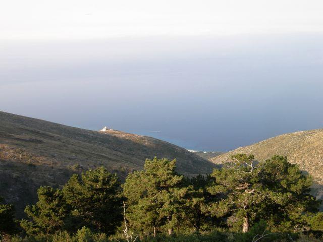 Zdjęcia: riwiera albańska, Bałkany, mała przełęcz, ALBANIA
