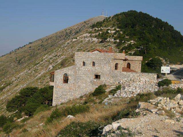 Zdjęcia: riwiera albańska, Bałkany, gsm na szczycie, ALBANIA