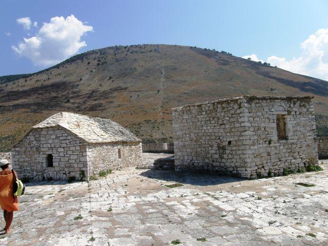 Zdjęcia: riwiera albańska, Bałkany, Palermo-twierdza w Albanii, ALBANIA
