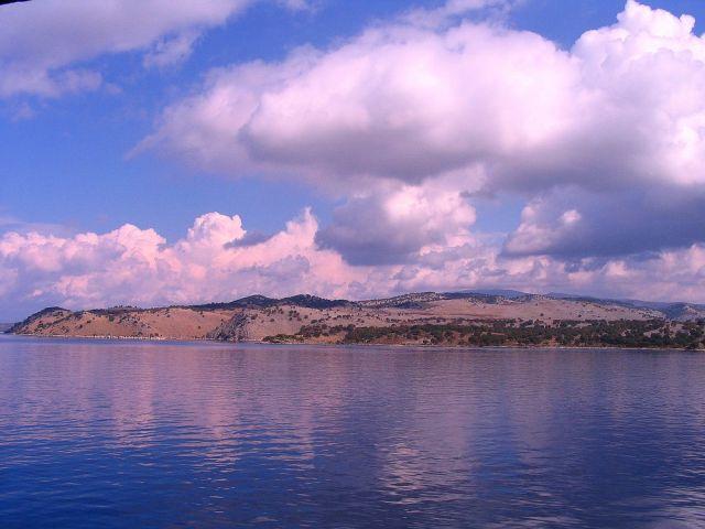 Zdjęcia: Morze Śródziemne, Morze Śródziemne, Wybrzeże Albanii , ALBANIA