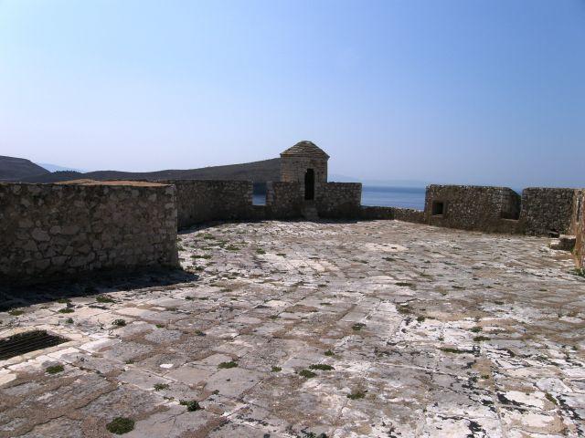 Zdjęcia: riwiera albańska, Bałkany, widok z twierdzy Palemo, ALBANIA