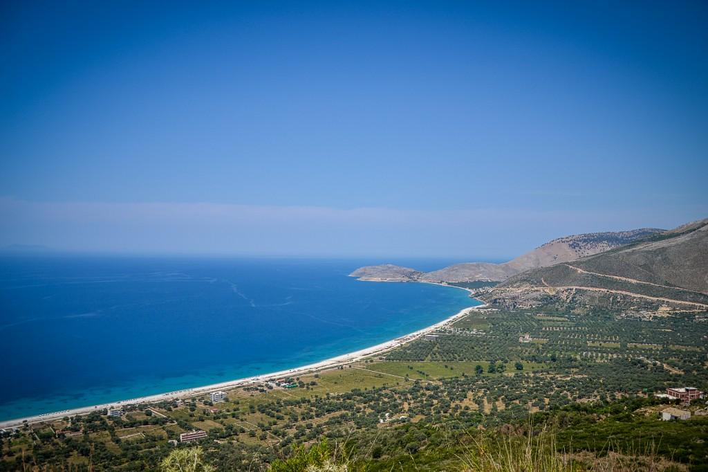 Zdj�cia: Saranda, Alba�skie wybrze�e, ALBANIA