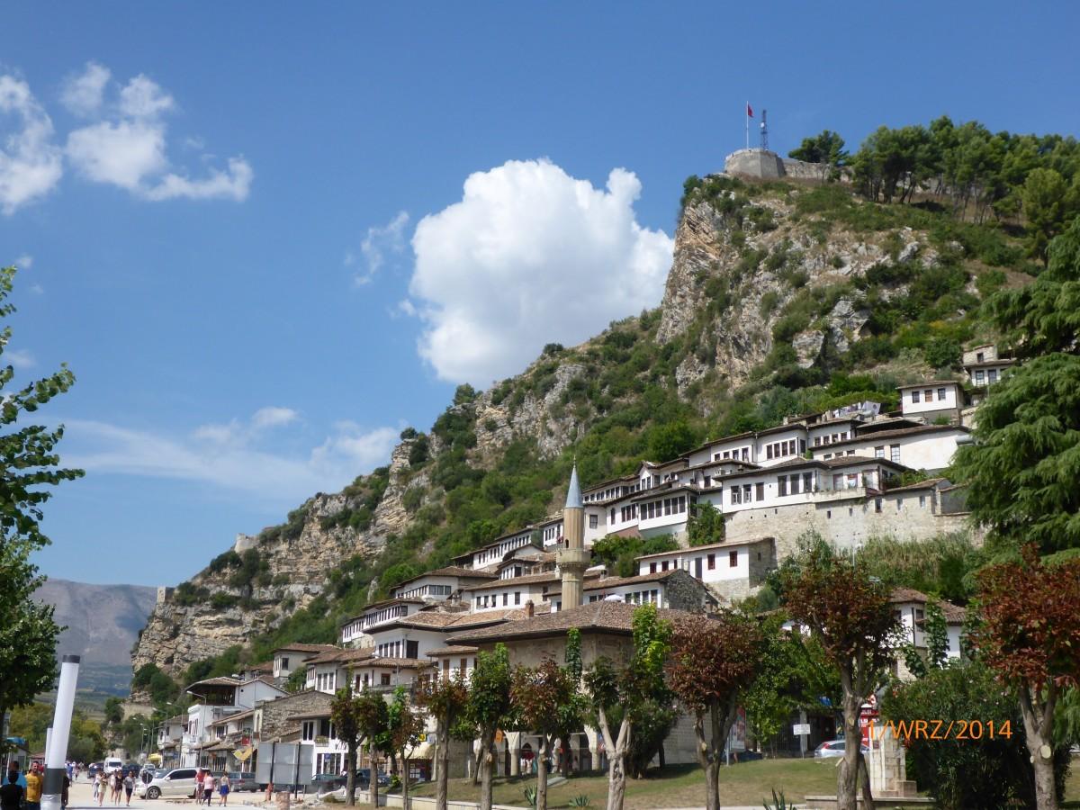 Zdjęcia:  Berat, Shqiperia, ALBANIA
