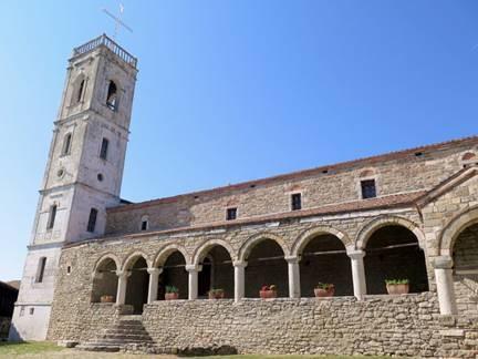 Zdjęcia: Ardenica, Albania, okolice Fier, Klasztor w Ardenicy (1). , ALBANIA