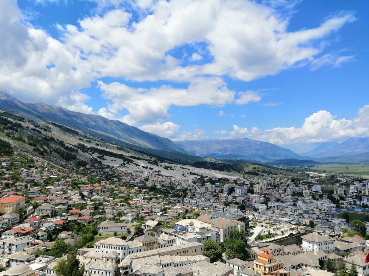 Zdjęcia: Gjirokastra , Gjirokastra , Gjirokastra - miasto srebrnych dachów, ALBANIA
