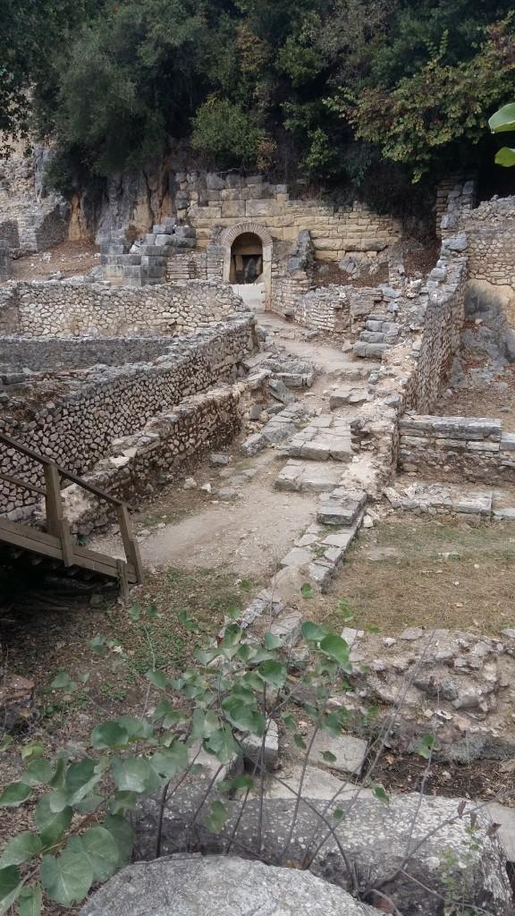 Zdjęcia: Butrint, Ksamil, Antyczna osada , ALBANIA