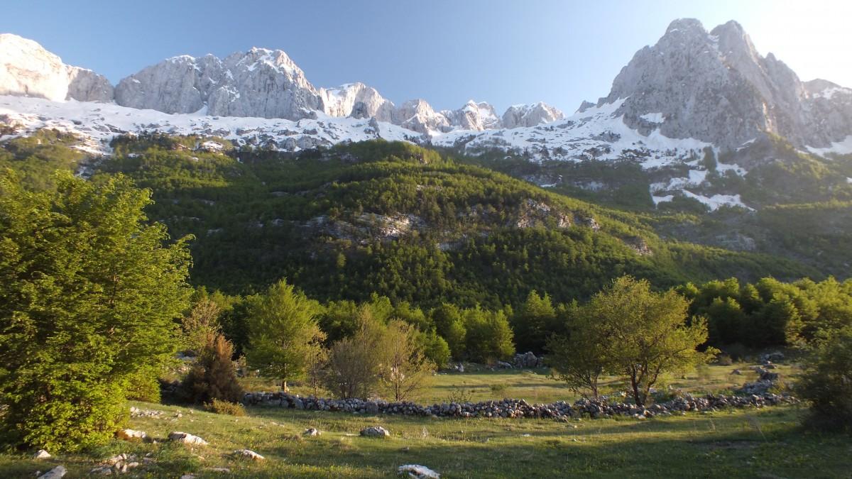Zdjęcia: Theth, Północna Albania, Park Narodowy Thethit, ALBANIA
