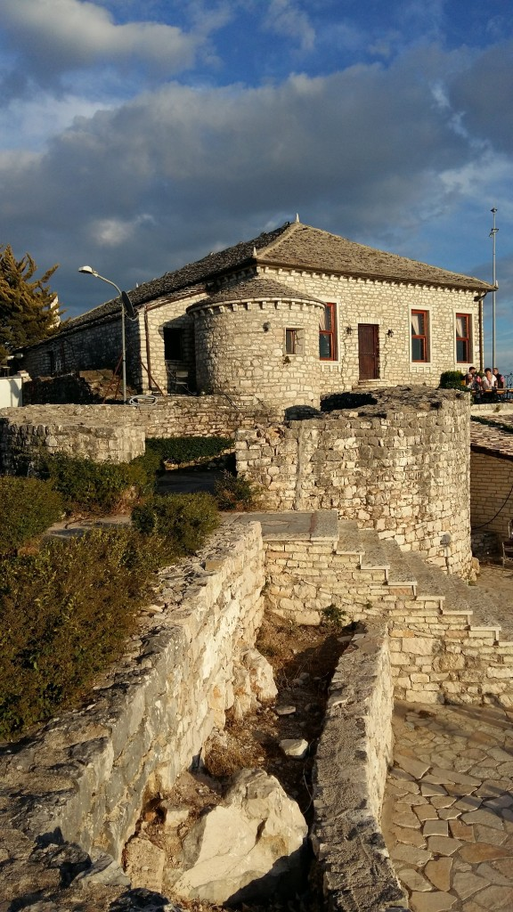 Zdjęcia: Saranda, Saranda, Zamek Lekursi, ALBANIA