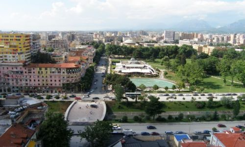 Zdjęcie ALBANIA / - / Tirana / Tirana