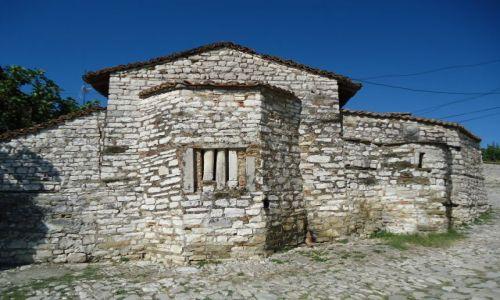 Zdjęcie ALBANIA / Berat / Berat, dzielnica Kala / Kościół