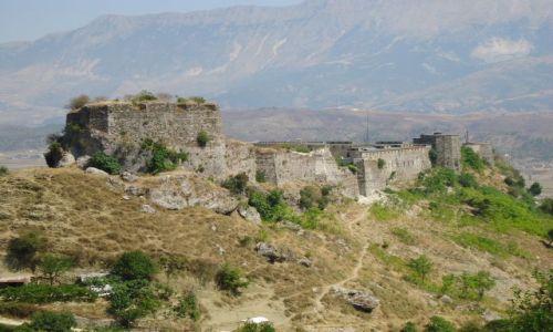 Zdjęcie ALBANIA / Gjirokaster / Gjirokaster / Twierdza