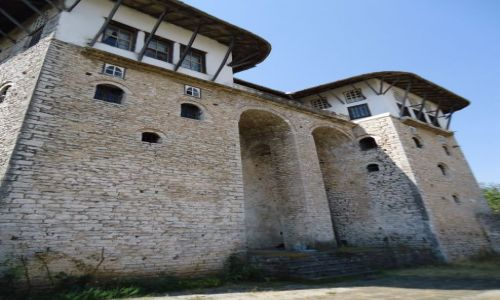 Zdjęcie ALBANIA / Gjirokaster / Gjirokaster / Dom Zekate
