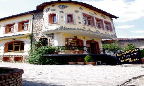 ALBANIA / Elbasan / Elbasan / Stara część Elbasanu