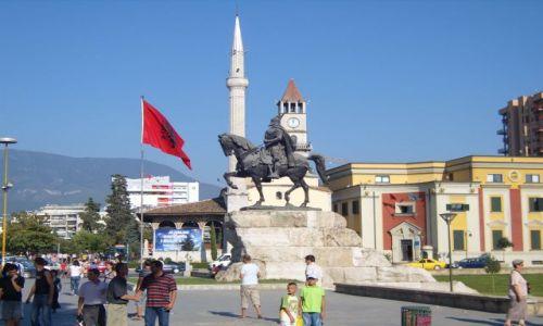 Zdjecie ALBANIA / - / Tirana / TirNA
