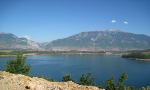 Zdjęcie ALBANIA / Kukes / Kukes / szczyt