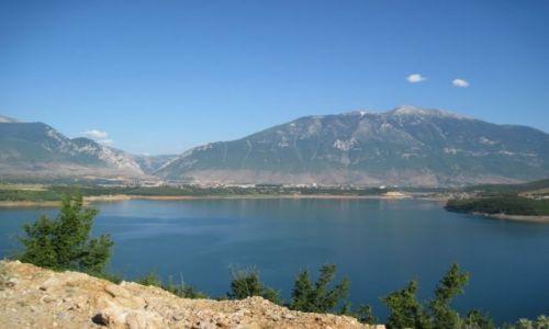 Zdjecie ALBANIA / Kukes / Kukes / szczyt