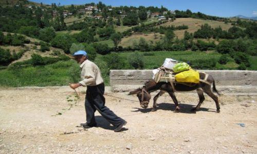 Zdjecie ALBANIA / Szar Planina / Szar Planina / transport