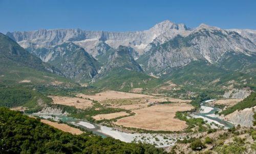 Zdjęcie ALBANIA / - / albania / Albańskie góry