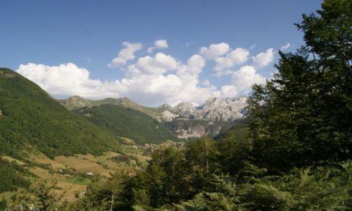 ALBANIA / góry / GÓRY PRZEKLĘTE / podróż