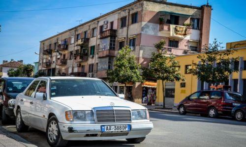ALBANIA / - / -  / Albańskie mercedesy