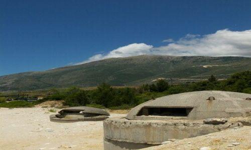 Zdjecie ALBANIA / Wybrzeże Jońskie / Drymades / stały element krajobrazu