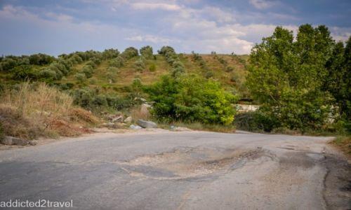 ALBANIA / - / - / albańskie drogi