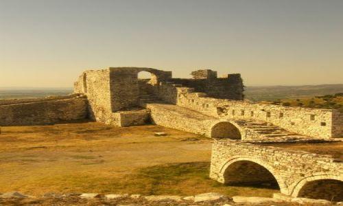 Zdjecie ALBANIA / brak / Berati / zamek na wzgórz