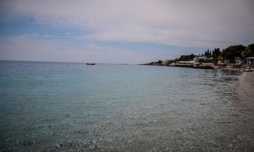 ALBANIA / Dhermi / - / Albańskie wybrzeże