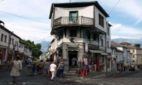 Zdjecie ALBANIA / Albania / Gjirokastra / Gjirokastra