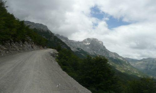 Zdjecie ALBANIA / Tropoje / Theth / Road to Theth