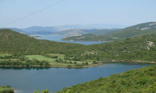 Zdjecie ALBANIA / okolice Szkodry / Koman / Jezioro Koman