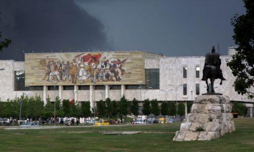 Zdjęcie ALBANIA / - / Tirana / Q europie 3