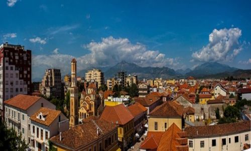 Zdjecie ALBANIA / Albania / Albania / Widok