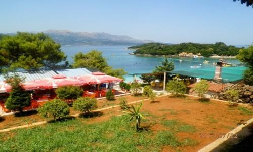 Zdjęcie ALBANIA / -Saranda / Ksamil-Saranda / Wczasy w Albanii