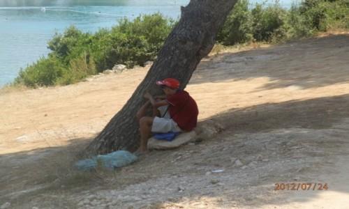 Zdjęcie ALBANIA / Saranda / Ksamil-Saranda / Wczasy w Albanii