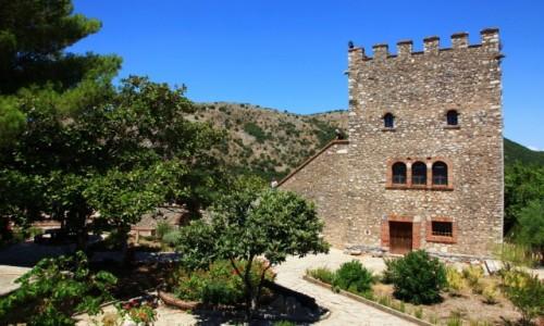 Zdjęcie ALBANIA / Saranda / Butrint / Średniowieczna twierdza (obecnie muzeum)