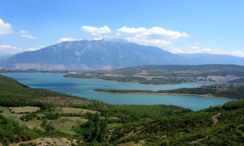 Zdjecie ALBANIA / Północ / Jezioro Koman / xxx
