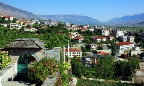 Zdjęcie ALBANIA / Saranda / Gjirokastra / W dolinie