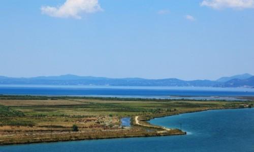 Zdjęcie ALBANIA / Saranda / Butrint. / Laguny