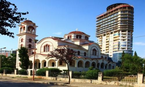 Zdjecie ALBANIA / Wybrzeże Adriatyku / Durres / Nowe i odbudowa