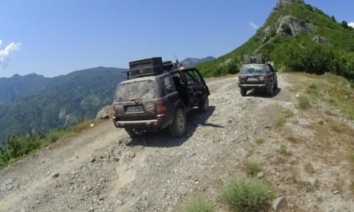 Zdjęcie ALBANIA / Północna Albania / Góry Przeklęte / ICAN4x4