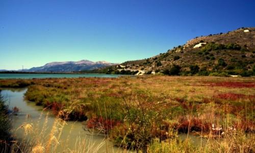 Zdjecie ALBANIA / XXX / Butrint / Pejzaż Albanii