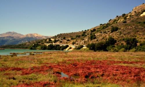 Zdjecie ALBANIA / XXX / Butrint / Pejzaż Albanii 2
