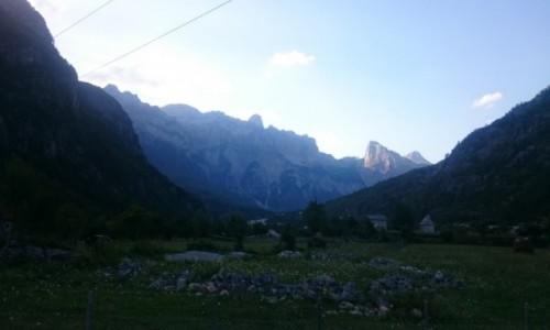 Zdjecie ALBANIA / Szkodra / Theth / Północna Albania