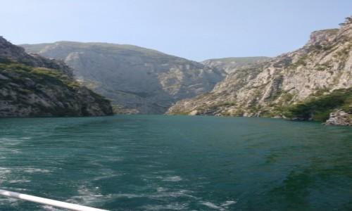Zdjecie ALBANIA / Szkodra / Theth / Jezioro Koman