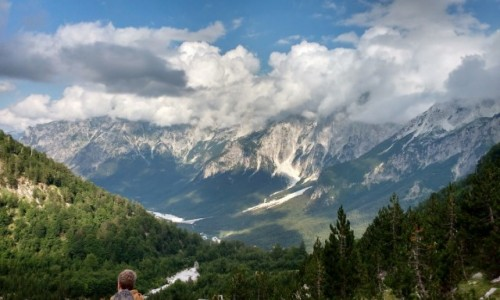 Zdjecie ALBANIA / Szkodra / Valbone / Valbone