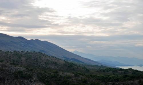 Zdjecie ALBANIA / Północna Albania / Twierdza Rozafata / Widok na Czarnogórę i Jezioro Szkoderskie
