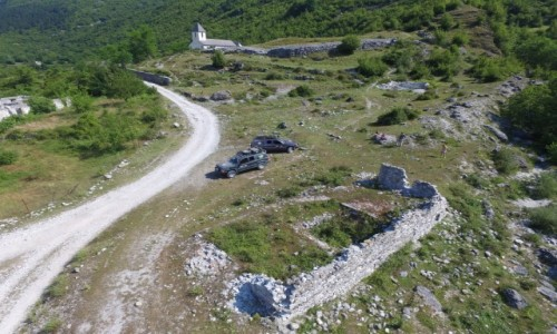 Zdjecie ALBANIA / Polnocna Albania / Gory Przeklete / ICAN4x4