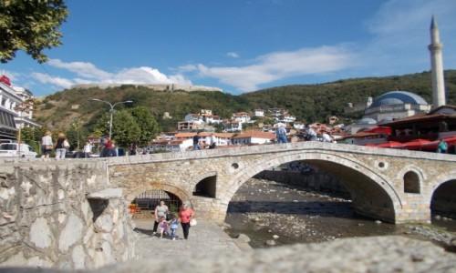 ALBANIA / Bałkany / Albania / Prizren 2